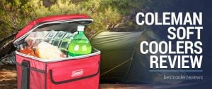 coleman soft cooler review