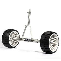 Badger Wheels Large Wheeled Single Axle