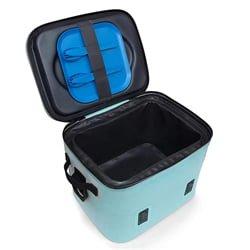 Coolest Vibe cooler Inside