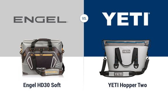 Engel soft cooler vs Yeti hopper