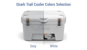 Ozark Trail Cooler Colors