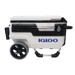 trailmate journey cooler with wheels