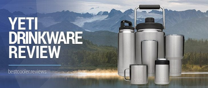 1c703e7777 Yeti Tumbler, Mug, Bottle and Jug Reviews: Rambling for Drinks with all the  Yeti Drinkware