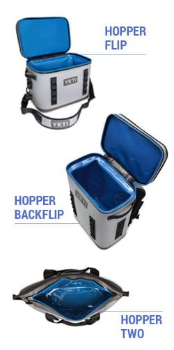 yeti hopper soft coolers