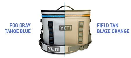 yeti soft cooler colors