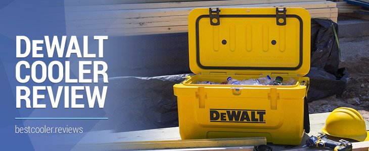 dewalt cooler review