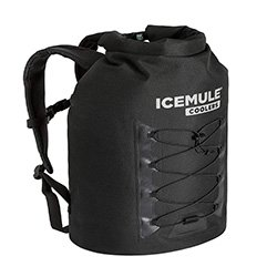 icemule travel cooler backpack