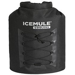 icemule travel cooler bag