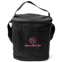 mommy knows best cooler bag
