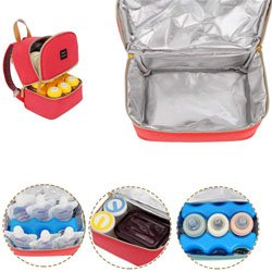 multifunction breast pump bag backpack