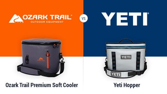 ozark trail vs yeti hopper