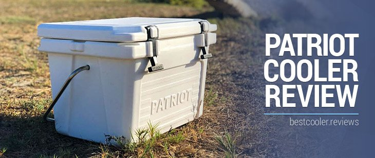 patriot cooler review