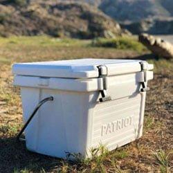 patriot ice chest