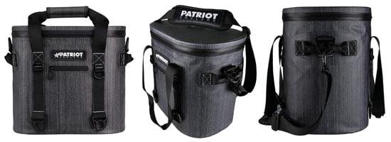patriot soft cooler