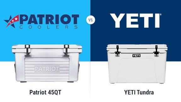 patriot vs yeti
