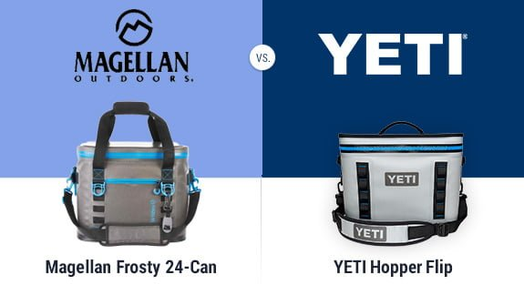 magellan soft cooler vs yeti