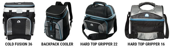 igloo maxcold soft cooler
