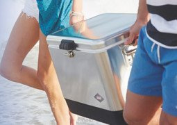 coleman steel belted cooler review