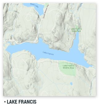 Lake Francis