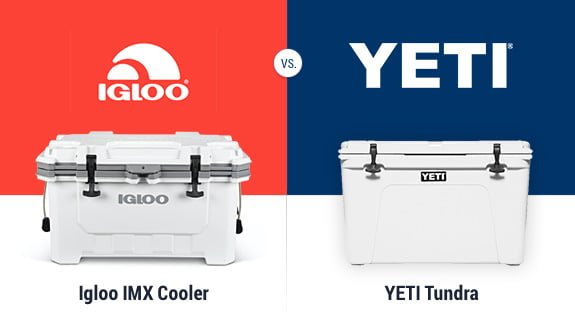 igloo imx vs yeti tundra