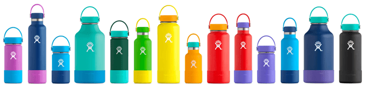 my hydro flask bottles