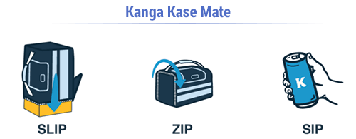 Kanga Kase Mate 3 steps