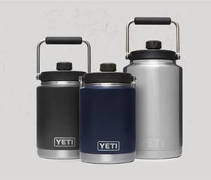 Water Jug Yeti series