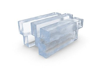 large ice block mold