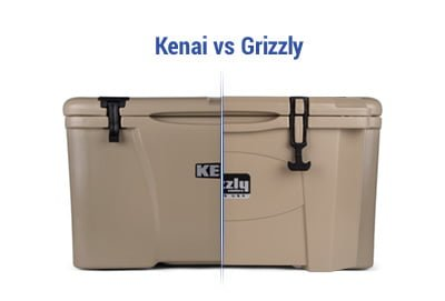 kenai vs grizzly coolers