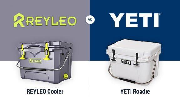 reyleo cooler vs yeti