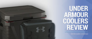 under armour cooler review