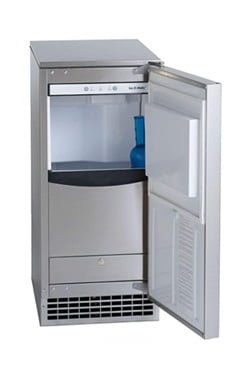 Air Condensing Ice Machine Ice-O-Matic GEMU090