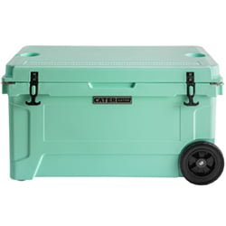 CaterGator CG65SFW wheeled cooler