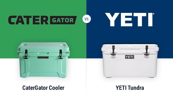 Catergator vs yeti cooler