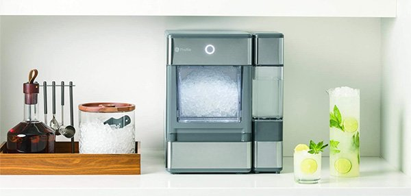 Countertop Nugget Ice Maker GE Profile Opal