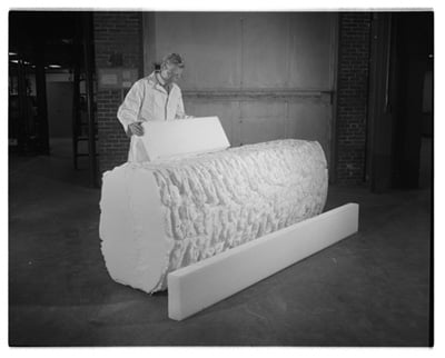 Styrofoam for cooler Dow Chemical