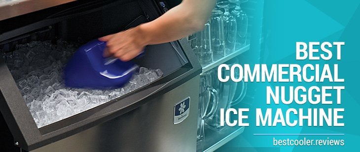 best commercial nugget ice machine