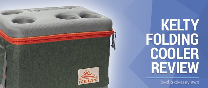 kelty folding cooler review