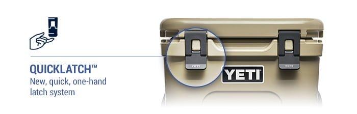 new latch system roadie yeti