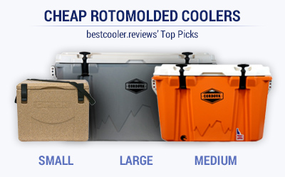 cheap rotomolded coolers