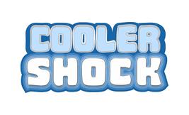 cooler shock ice packs logo