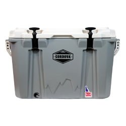 cordova medium affordable rotomolded cooler
