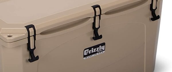 grizzly 100qt large ice chest
