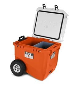 rovr 45 medium cooler with wheels