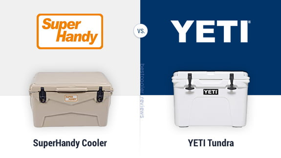 SuperHandy vs YETI