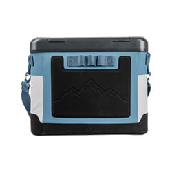 Trooper 20 soft sided cooler back