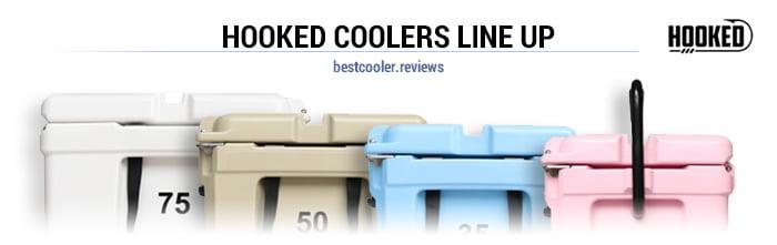 hooked cooler line up