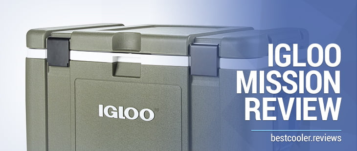 igloo mission cooler review