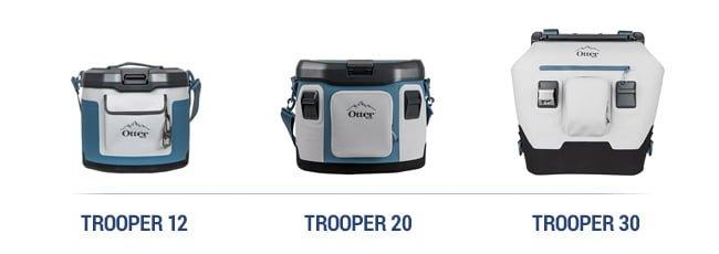 otterbox soft cooler Trooper
