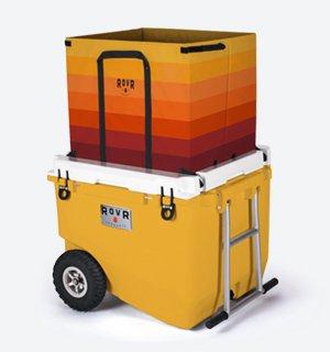 wagon bin ROVR coolers